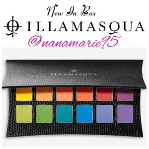 Other - 🆕 IN BOX ILLAMASQUA EYE PALETTE